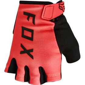 Fox Ranger Gel Short Finger Gloves Women, atomic punch